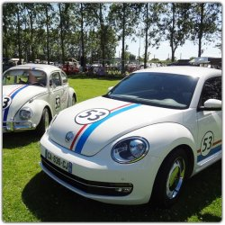 New beetle choupette version 2