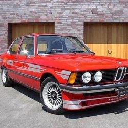 Décoration BMW Alpina