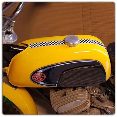 Sticker Damier CZ 125-175