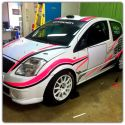 Décoration Rallye C2