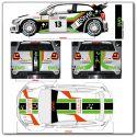 Kit décoration Rallye Polo WRC