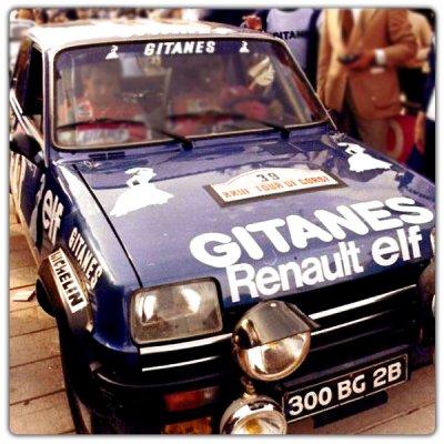 kit deco renault 5 Gitanes