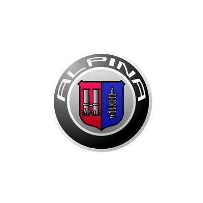 Logo jantes Alpina