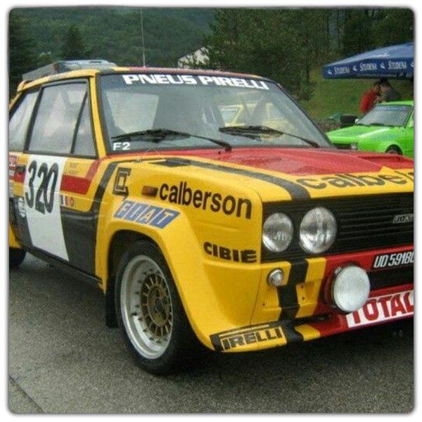 Fiat Abarth Calberson