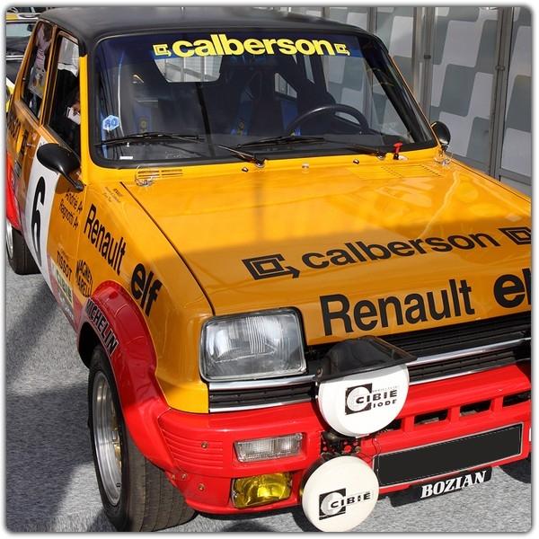 Renault 5 calberson