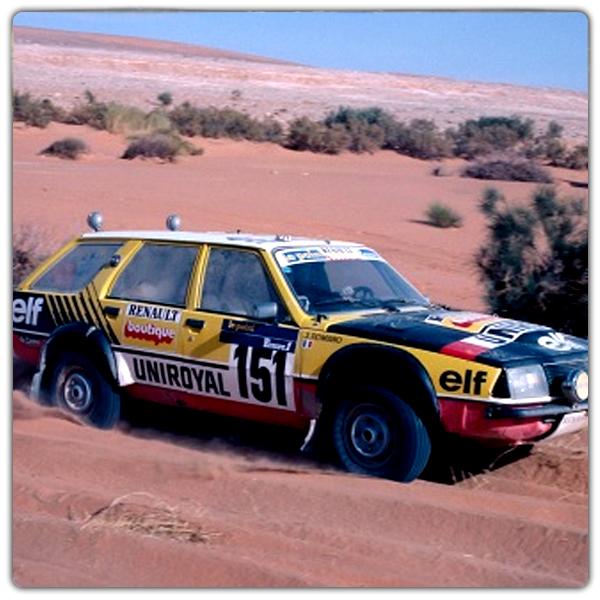 Renault 18 Proto version 1983 marreau
