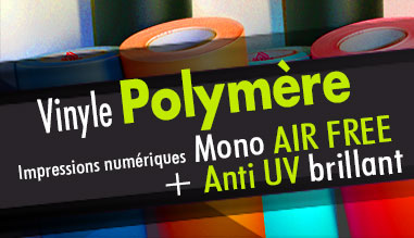 Vinyle polymère air free Hexis