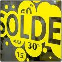 Sticker soldes
