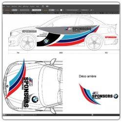 Décoration BMW spécial