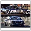 Kit décoration BMW 635 Gitanes