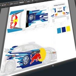 Polo R WRC 2015 fichiers