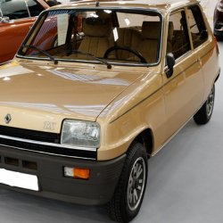 Set de décoration R5 TX Renault