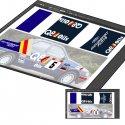Décoration adhésive Sierra Cosworth delecour