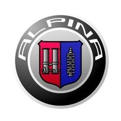 5 Logos jantes Alpina