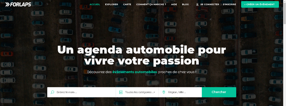 Un agenda automobile pour vivre votre passion