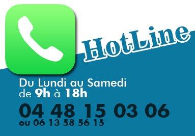 Appelez nous